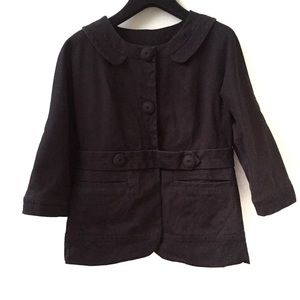 Marc by Marc Jacob black cropped  jacket